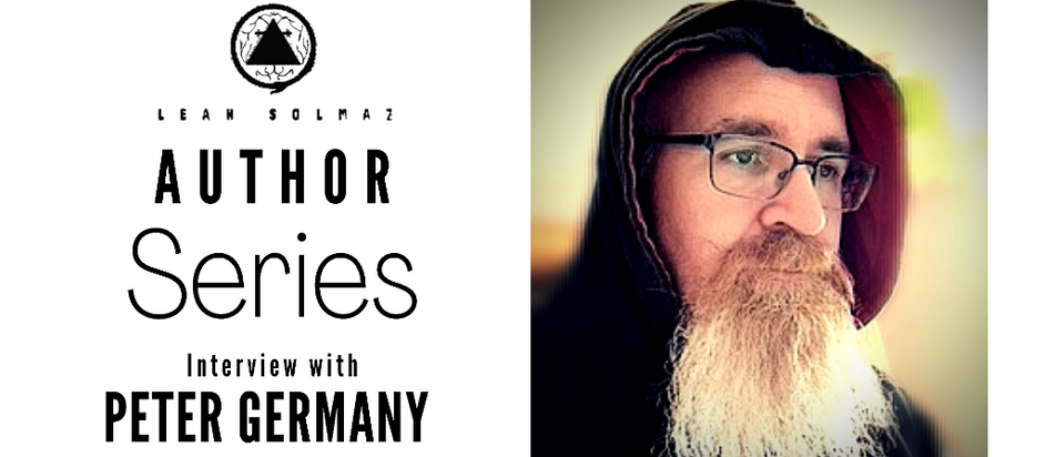 Author Series: Peter Germany