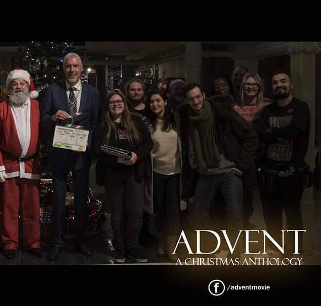 "C&C ""Advent: A Christmas Anthology"""