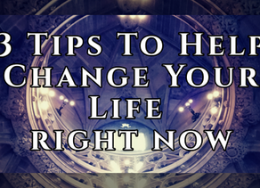 Feeling Stuck? Here Are Three Tips To Help Change Your Life Right Now