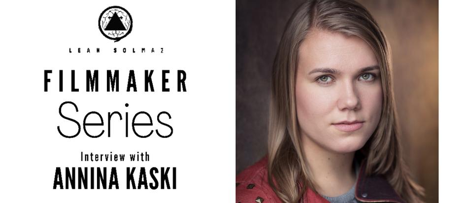 Filmmaker Series: Annina Kaski