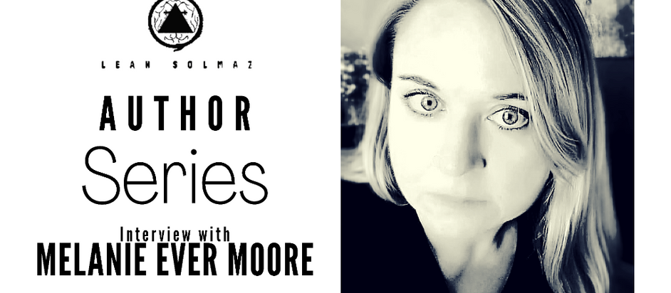 Author Series: Melanie Ever Moore