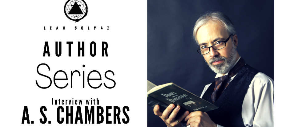 Author Series: A. S. Chambers