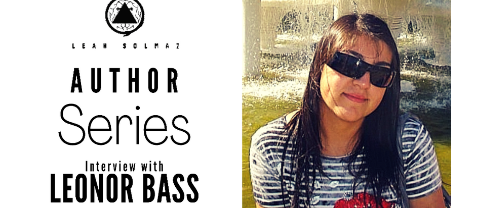 Author Series: Leonor Bass