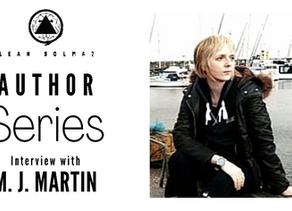 Author Series: M.J. Martin