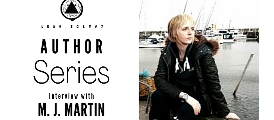 Author Series: M.J. Martin