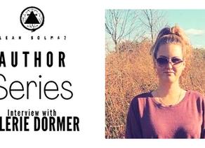 Author Series: Valerie Dormer
