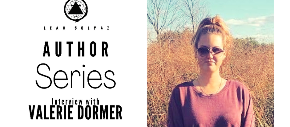 Author Series: Valerie Dormer