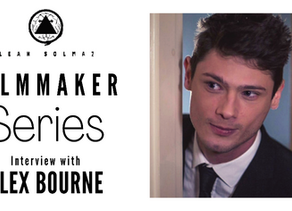 Filmmaker Series: Alex Bourne