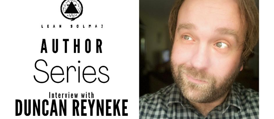Author Series: Duncan Reyneke