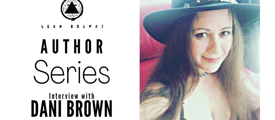 Author Series: Dani Brown