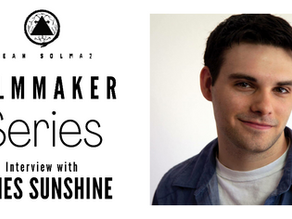 Filmmaker Series: James Sunshine