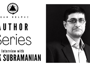 Author Series: Ashok Subramanian