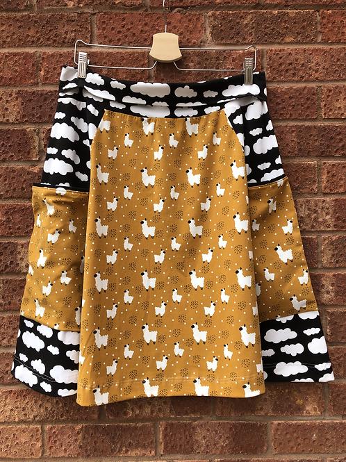 Adult Pocket Skirt