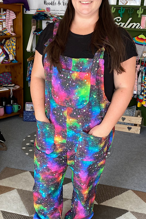 Adult Cotton Dungarees