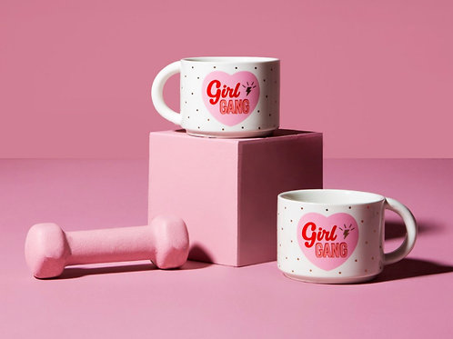 'Girl Gang' Mug Set