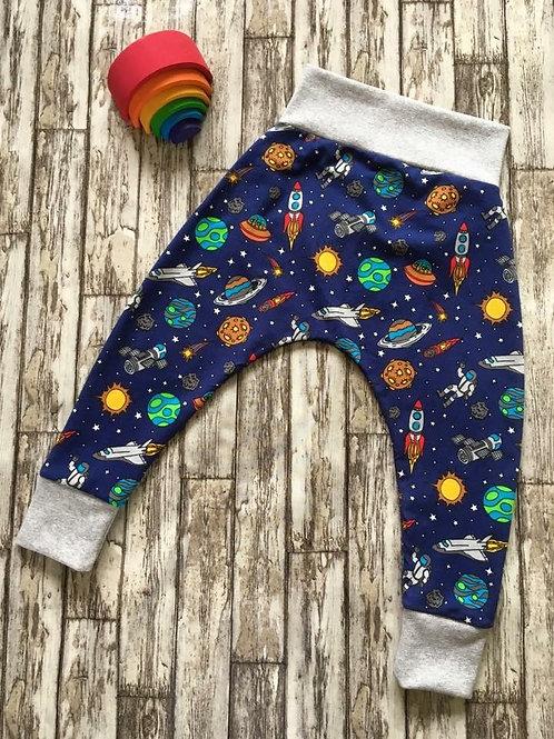 Older Child's Harem Trousers