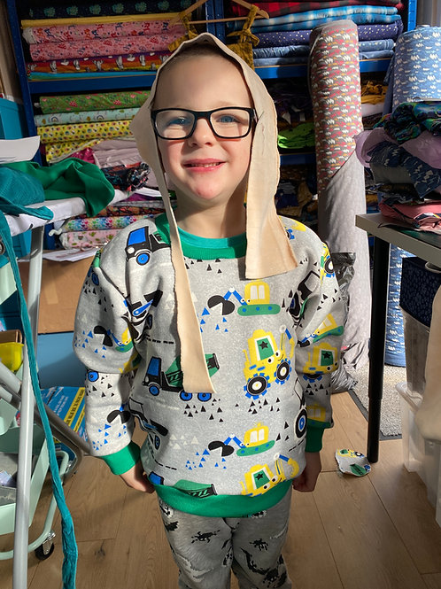 Child's Slouch Jumper