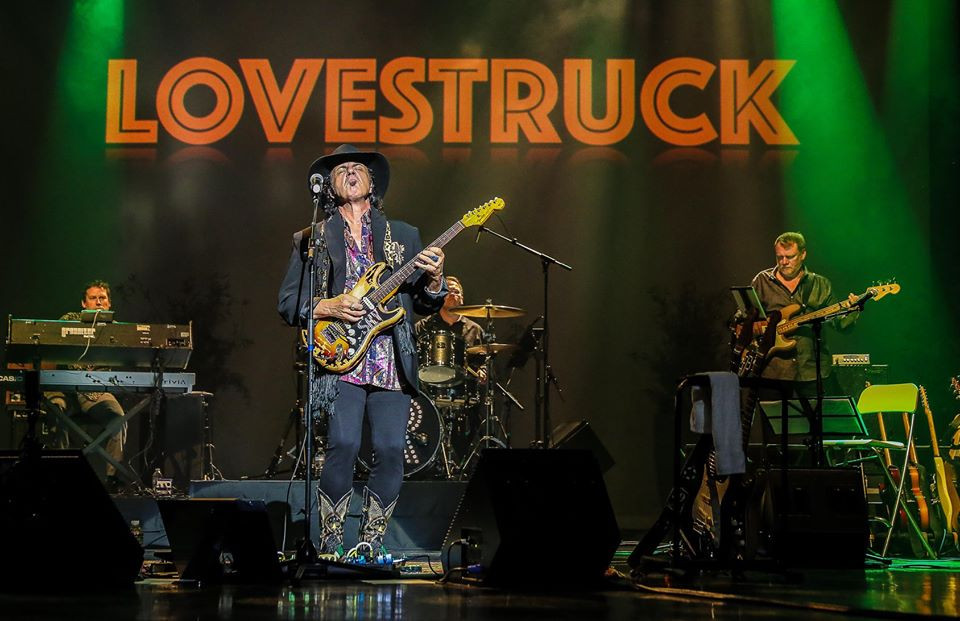 Russell Marsland's Lovestruck (Tribute to Stevie Ray Vaughn)