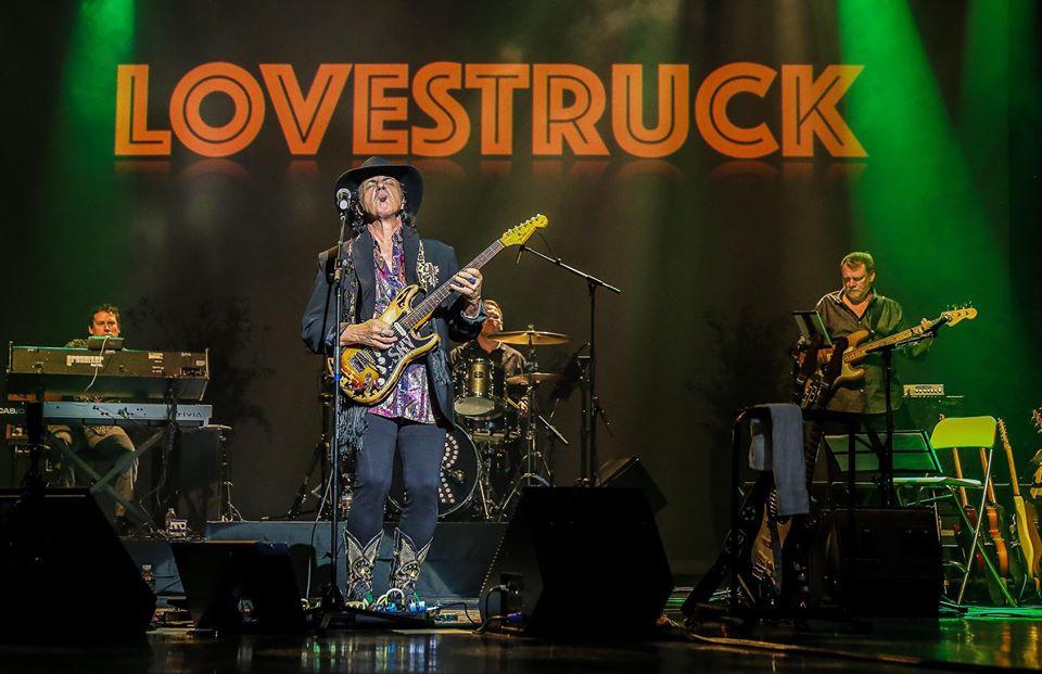 Russell Marsland's Lovestruck (Tribute to Stevie Ray Vaughn)