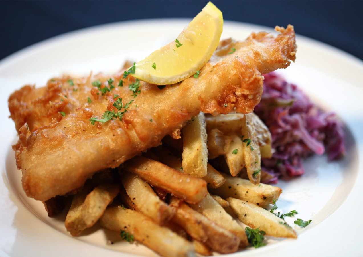 All Day Fish & Chips