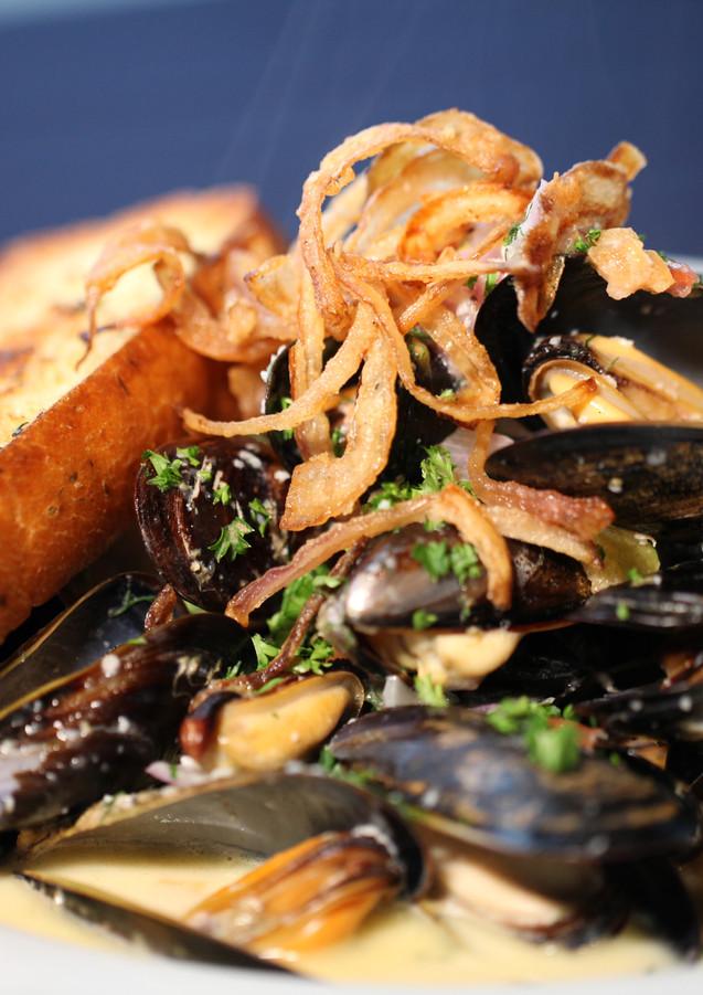 Osborne Bay Mussels