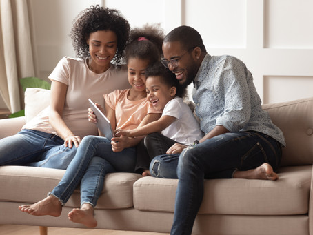 How Screen Use Can Bring Your Family Together: 5 Tips to Help Bring Families Together With Screens