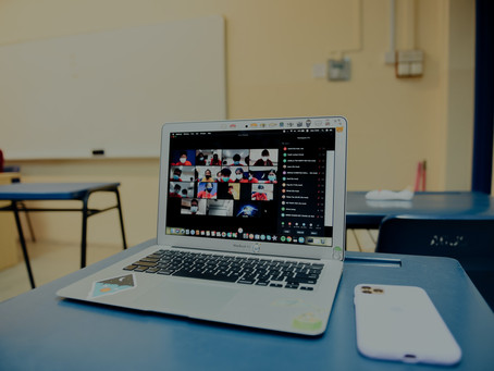In-Person Vs. Online Learning: Problems and Solutions to Online Learning