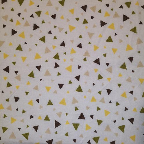 Dreiecke gelb