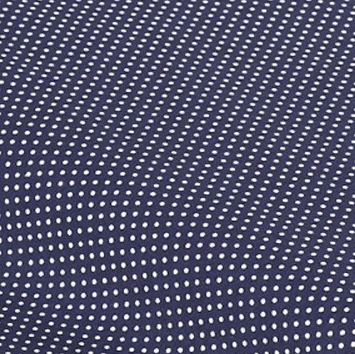 dunkelblau/weiß