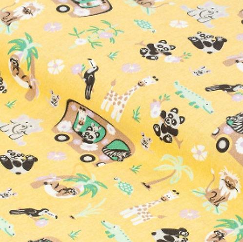 Spucki Safari gelb