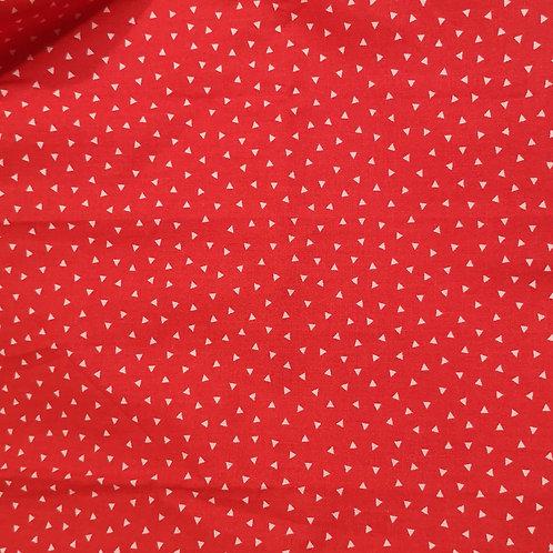 Minidreiecke rot/weiß