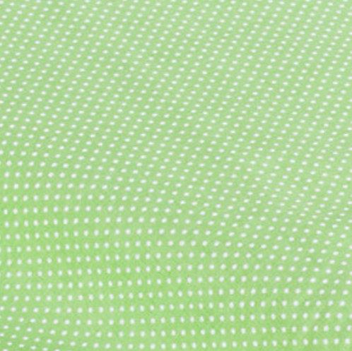 pastellgrün/weiß