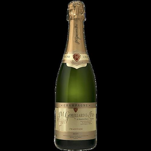 Champagne AOC Tradition - J.M. Gobillard