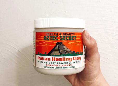 Medicinal Monday: Aztec Secret Indian Healing Clay Mask