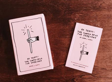 Tarot Tuesday: OK Tarot by Adam J. Kurtz
