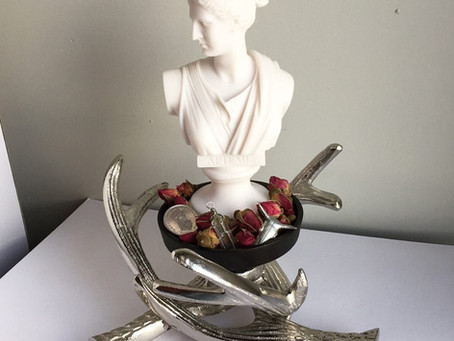 Sage Advice Saturday: Creating an Altar for Your Patron God/Goddess