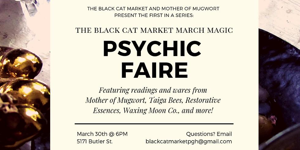 Psychic Faire: March Magic