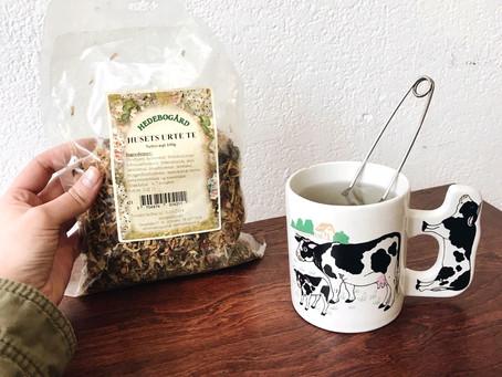Tea Leaves Thursday: Mystery Norwegian House Tea
