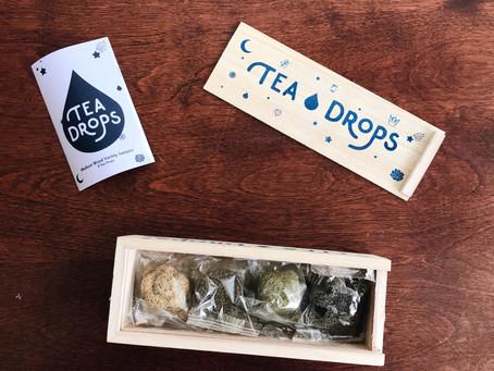 Tea Leaves Thursday: Tea Drops