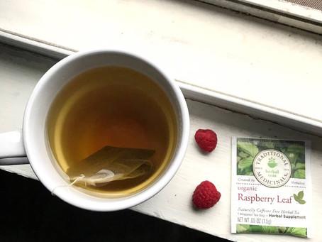 Tea Leaves Thursday: Raspberry Leaf Tea