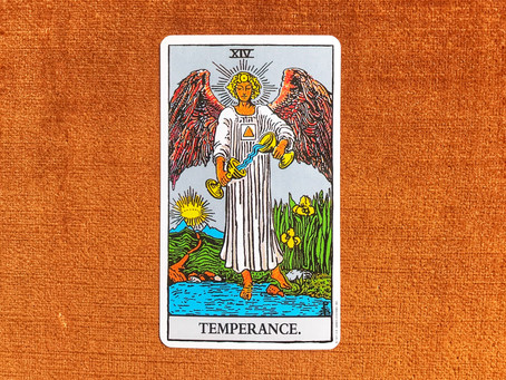 Tarot Tuesday: XIV, Temperance
