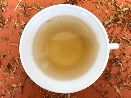 Tea Leaves Thursday: Marigold Tea