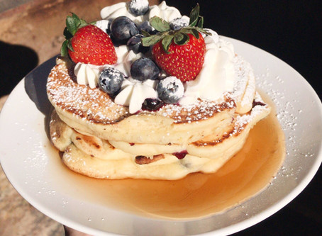 Sweet Spells Sunday: Bewitching Blueberry Pancakes