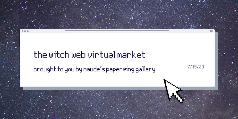 Maude's Witch Web Virtual Market