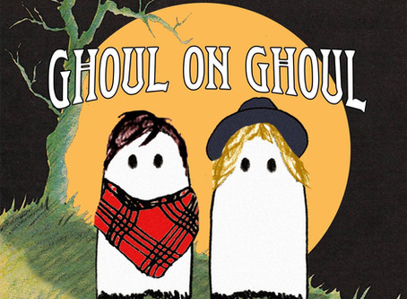 Folklore Friday: Ghoul on Ghoul