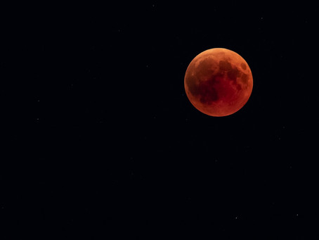 Sage Advice Saturday: Prepping for the Super Blood Wolf Moon