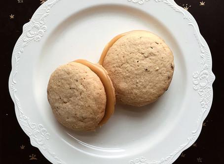 Kitchen Witch Wednesday: Gluten-Free Lavender Lemon Curd Sandwich Cookies