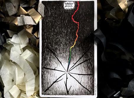 Tarot Tuesday: VIII of Wands