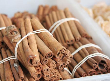 Medicinal Monday: Cinnamon