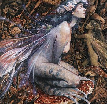 Folklore Friday: Faerie Folk III